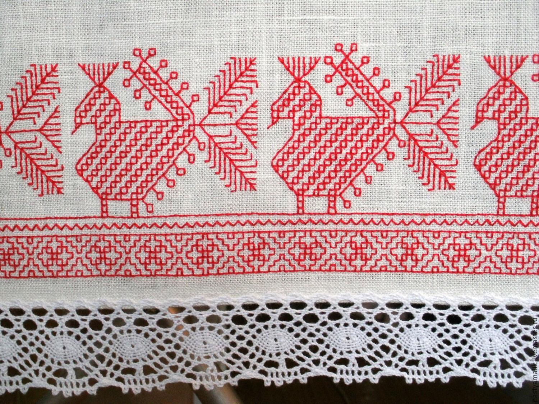 Русский рушник свадебный