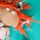кукла рыжая, шкодная кукла, смешная кукла, подарок ручной работы, подарок подруге, кукла в коллекцию, текстильная кукла в подарок, подарить куклу, кукла из ткани