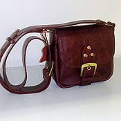 Сумки и аксессуары handmade. Livemaster - original item Bag leather 33. Handmade.