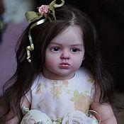 Куклы и игрушки ручной работы. Ярмарка Мастеров - ручная работа Кукла реборн Лаура. Handmade.