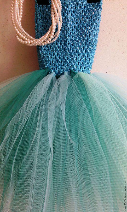 Одежда для девочек, ручной работы. Ярмарка Мастеров - ручная работа. Купить Юбка - пачка для девочки. Handmade. Комбинированный, фатин