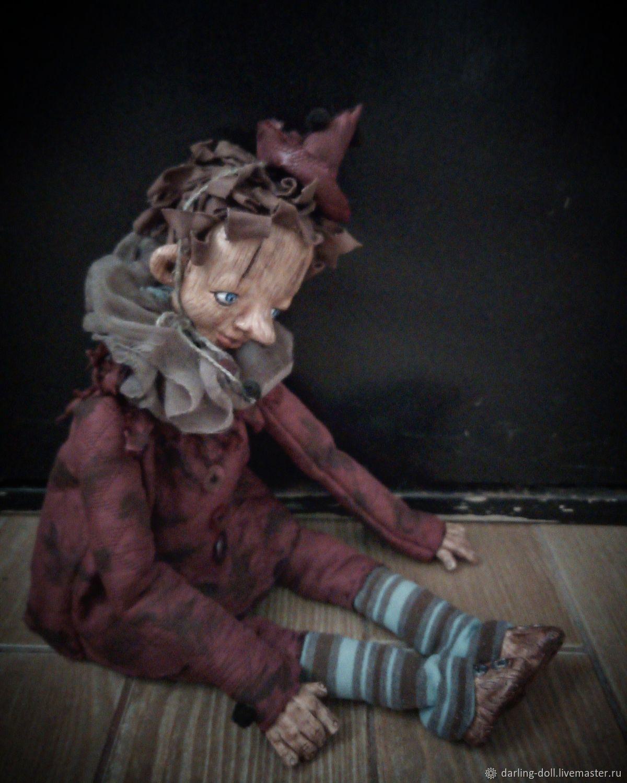 boudoir doll: Pinocchio, Boudoir doll, Kazan,  Фото №1
