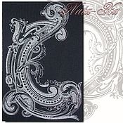 Материалы для творчества handmade. Livemaster - original item design for machine embroidery. vintage. Handmade.