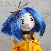 Куклы и игрушки ручной работы. Ярмарка Мастеров - ручная работа Coraline (Коралина в Стране Кошмаров). Handmade.