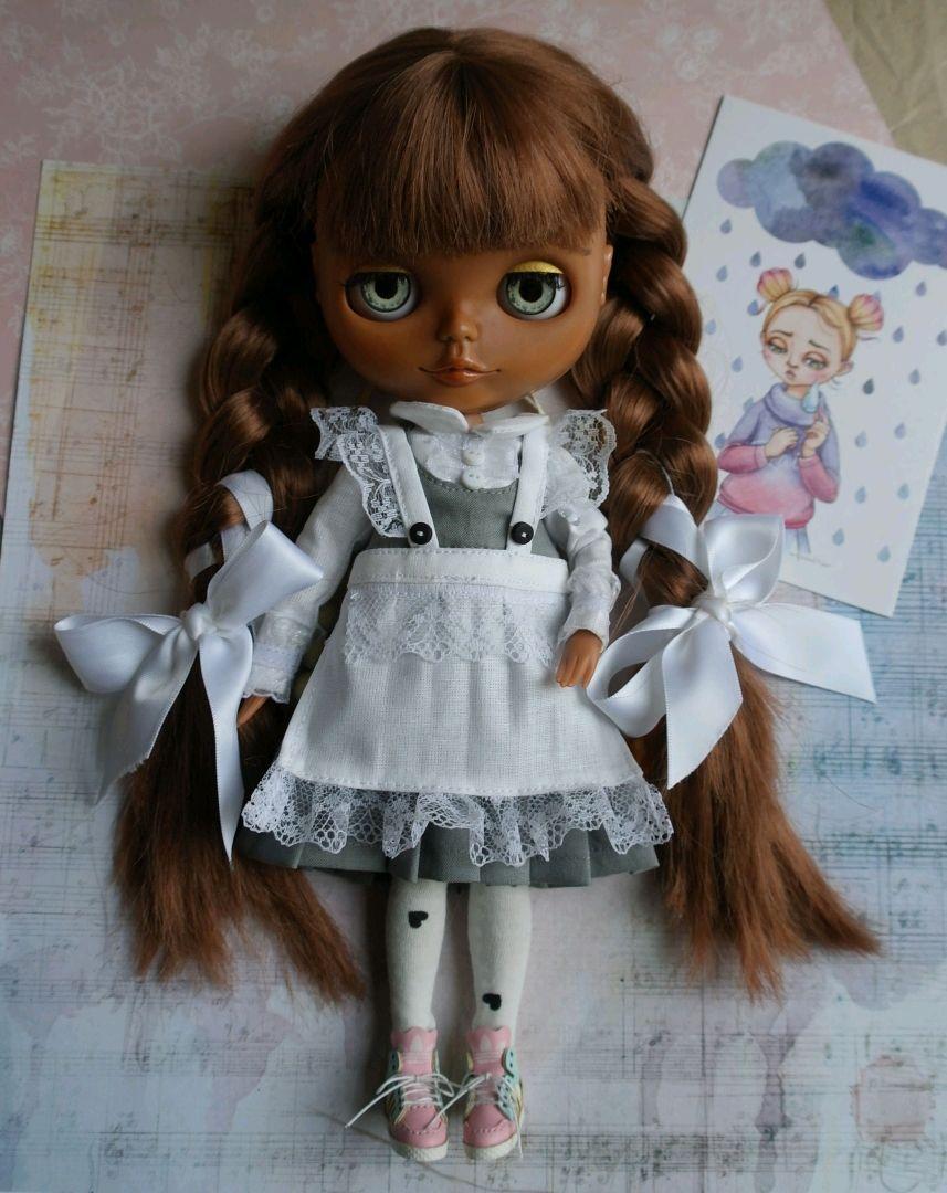 Outfit for Blythe dolls. Одежда для кукол. Платья для кукол блайз, Одежда для кукол, Зеленоград, Фото №1