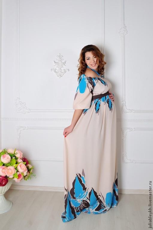Платья а силуэта для беременных