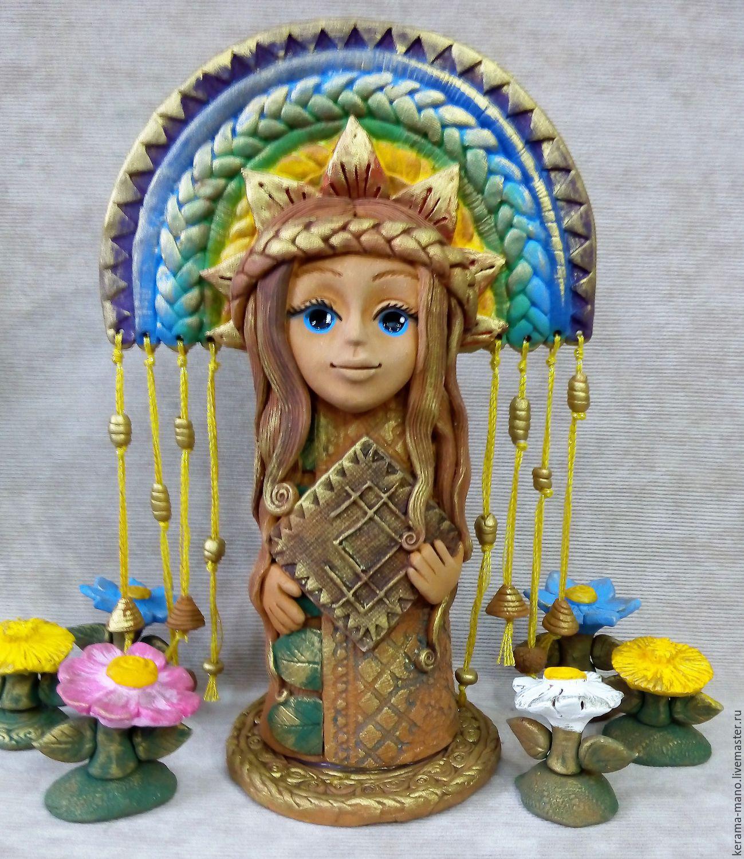 Богиня Рада( Радуница), Статуэтки, Бердск, Фото №1
