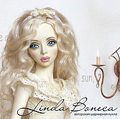 Шарнирная кукла ручной работы. Ярмарка Мастеров - ручная работа Шарнирная кукла Милена. Handmade.