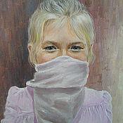 Картины и панно handmade. Livemaster - original item Oil portrait from photo to order. Handmade.