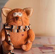 Куклы и игрушки handmade. Livemaster - original item Cat. Handmade.