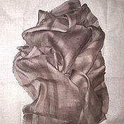 Материалы для творчества ручной работы. Ярмарка Мастеров - ручная работа Ткань декоративная вуаль.. Handmade.
