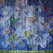 Картины и панно handmade. Livemaster - original item Patchwork panels, Quilt