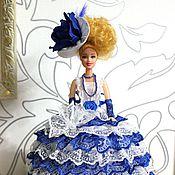 Для дома и интерьера handmade. Livemaster - original item A doll-box. Handmade.
