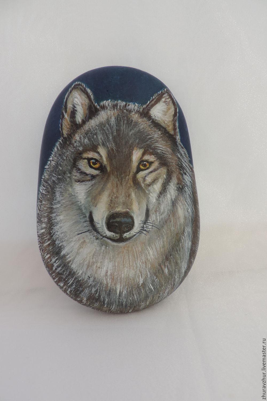 Волк подарок