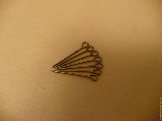 Другие виды рукоделия ручной работы. Ярмарка Мастеров - ручная работа. Купить 199 Колки (булавки) 25-30мм. Handmade.
