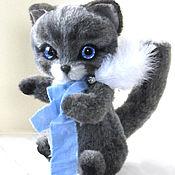 Куклы и игрушки handmade. Livemaster - original item Kitty noble blood. Handmade.