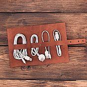 Сумки и аксессуары handmade. Livemaster - original item Twisting for the wires from the skin of Beirut`s. Handmade.