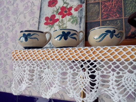 Винтажная посуда. Ярмарка Мастеров - ручная работа. Купить Милейшие, керамические мини-кружечки. Немецкий винтаж. Handmade. Тёмно-синий