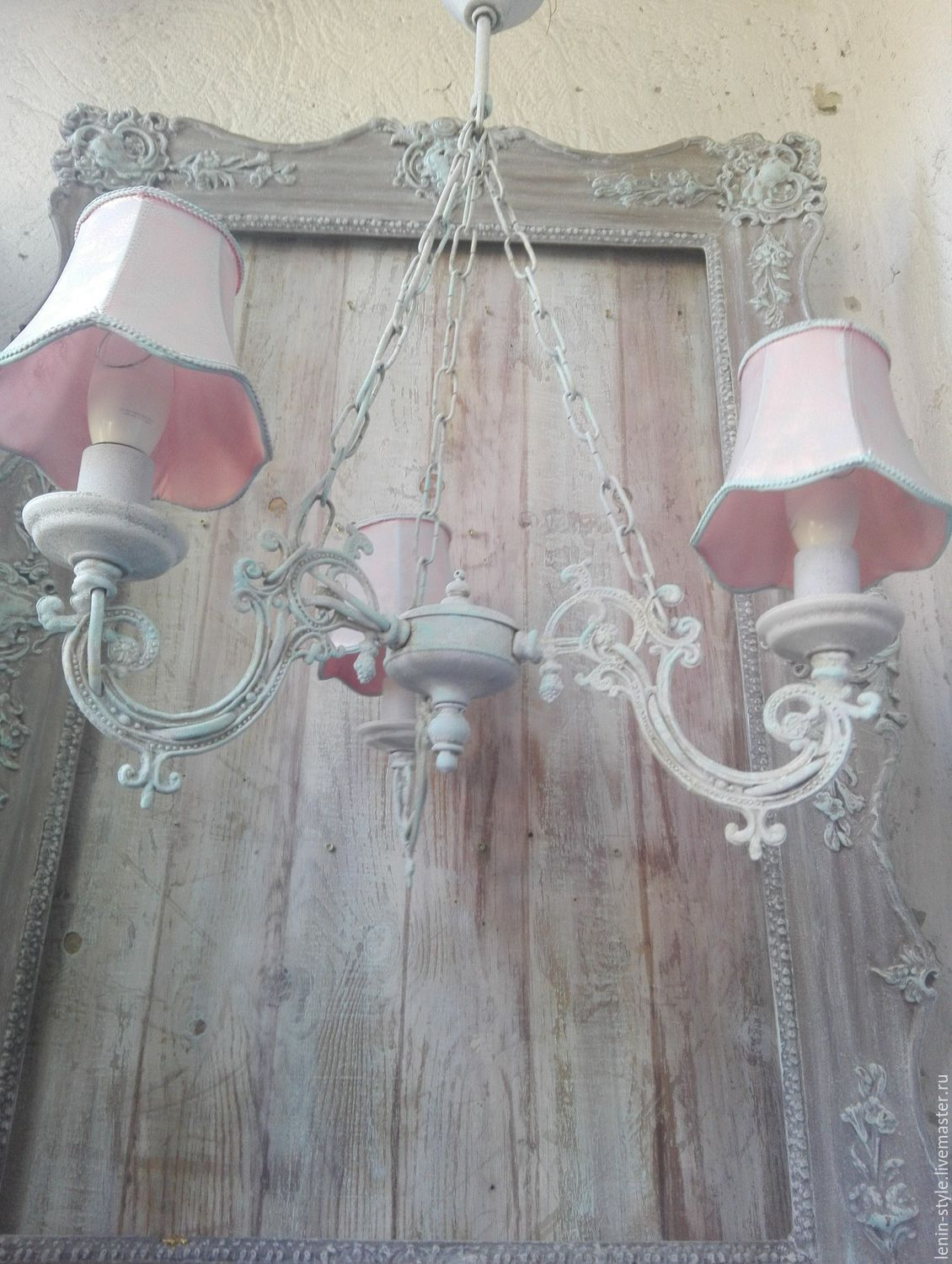 Order Chandelier Princess Provence Shabby Chic Leninstyle Livemaster