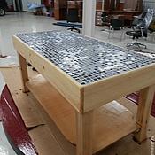 Для дома и интерьера ручной работы. Ярмарка Мастеров - ручная работа Журнальный столик. Handmade.