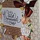 Открытки на все случаи жизни ручной работы. Большая открытка на все случаи. Ольга Хупавкина (oligamus). Интернет-магазин Ярмарка Мастеров. Золотой