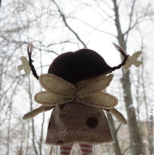 Сказочные персонажи ручной работы. Ярмарка Мастеров - ручная работа. Купить Ангел весенний Взлетаааю.... Handmade. Ангел, ангелочек