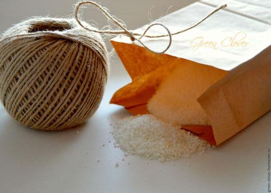Мыло ручной работы. Ярмарка Мастеров - ручная работа. Купить Эко-порошок для стирки белья в стиральной машине. Handmade. Белый