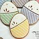 Пряники не только красивые, но и вкусные!\r\nОфициально на Ярмарке продажа hand made продуктов питания не разрешена, поэтому администрация и делает приписку: