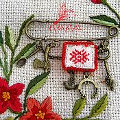 Фен-шуй и эзотерика handmade. Livemaster - original item Brooch