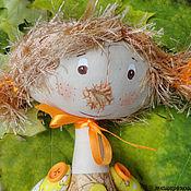 Куклы и игрушки ручной работы. Ярмарка Мастеров - ручная работа Кукла Осенька. Handmade.