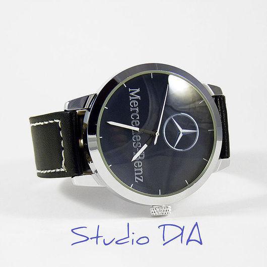 Часы Мерседес (Mercedes). Студия Дизайнерских Часов DIA.
