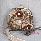 Сумки и аксессуары handmade. Livemaster - original item Delicate bag