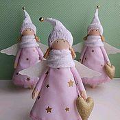 Куклы Тильда ручной работы. Ярмарка Мастеров - ручная работа Малышки ангелочки.. Handmade.