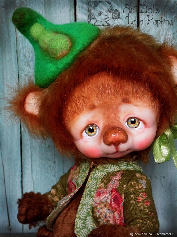 "Мишка ""Горошек "", Stuffed Toys, Aksay,  Фото №1"