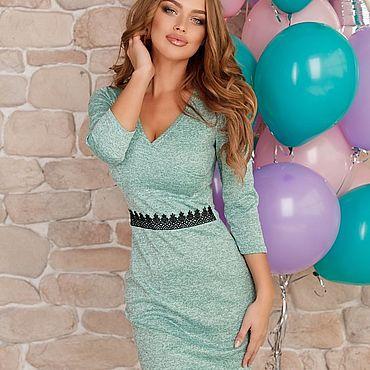 Одежда ручной работы. Ярмарка Мастеров - ручная работа -50% от цены на модель платья 055. Handmade.