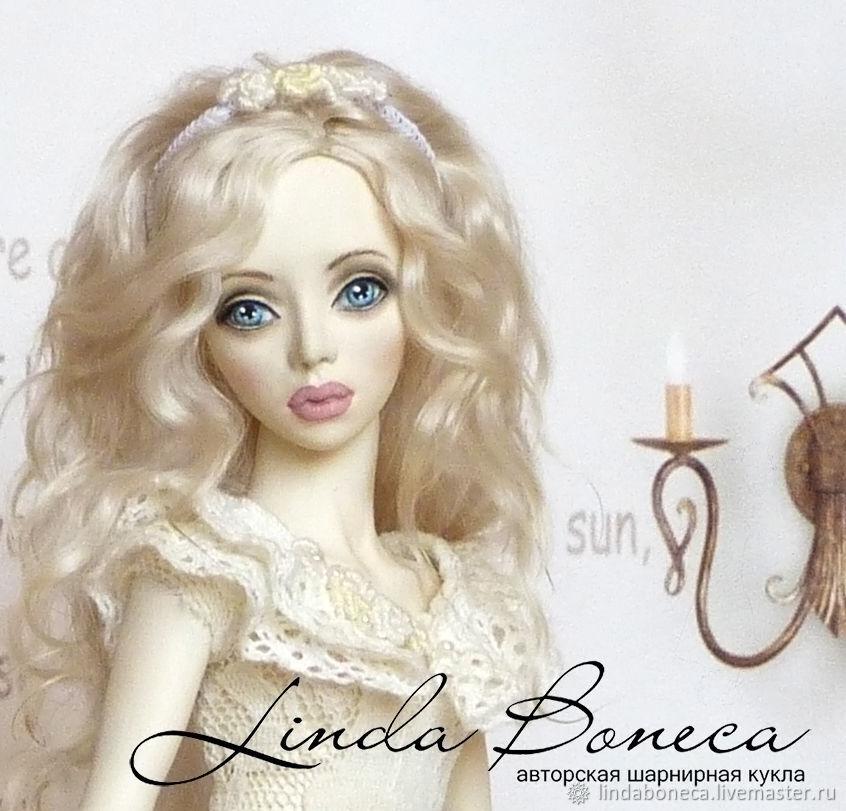 Articulated doll Milena, Ball-jointed doll, Krasnodar,  Фото №1