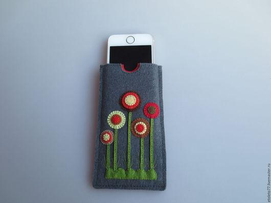 Для телефонов ручной работы. Ярмарка Мастеров - ручная работа. Купить чехол № 4 для телефона iPhone 5. Handmade.