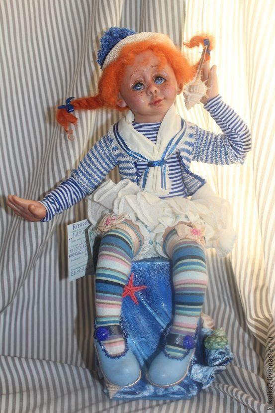 """Мастер-класс: Авторская кукла """"Капитанская дочка"""", Куклы и пупсы, Раменское,  Фото №1"""