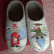 """Обувь ручной работы. Ярмарка Мастеров - ручная работа """"Уж послала..."""". Handmade."""