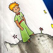 """Рубашки ручной работы. Ярмарка Мастеров - ручная работа Рубашка """"Маленький принц"""" / «Le Petit Prince». Handmade."""