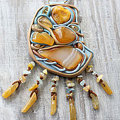 """Фен-шуй и эзотерика ручной работы. Ярмарка Мастеров - ручная работа Амулет """"Аватара солнца"""". Handmade."""