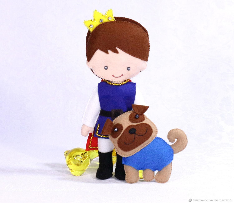 Кукла. Принц, Куклы и пупсы, Кириши,  Фото №1