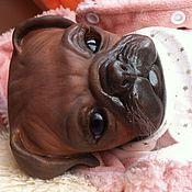 Куклы и игрушки handmade. Livemaster - original item Reborn pug Princess 5.. Handmade.