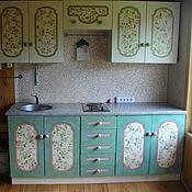 """Для дома и интерьера ручной работы. Ярмарка Мастеров - ручная работа Кухонная мебель """"Прованс"""". Handmade."""