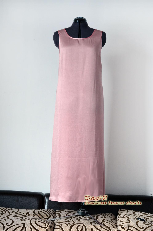 'Античная Роза' Филейное вязаное крючком платье с розами