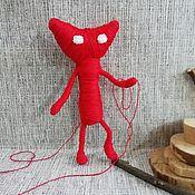 Куклы и игрушки handmade. Livemaster - original item Yarni Unravel Two. Handmade.