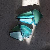 Брошь-булавка ручной работы. Ярмарка Мастеров - ручная работа Кораблики из морского стекла. Handmade.