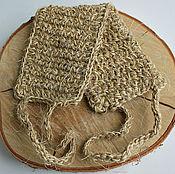 Для дома и интерьера handmade. Livemaster - original item Bast of hemp and jute