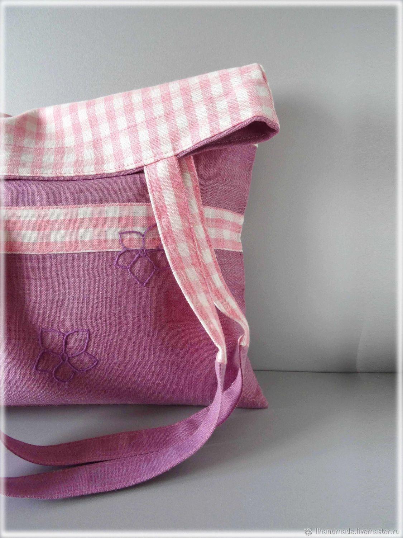 "Эко-сумка ""Эко-стиль"" - ручная вышивка, авоська, Авоська, Рязань,  Фото №1"