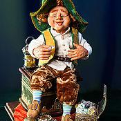 Куклы и игрушки ручной работы. Ярмарка Мастеров - ручная работа Всё моё! Людвиг.. Handmade.
